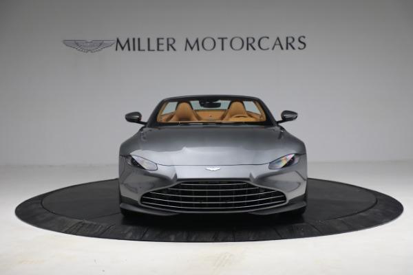 New 2021 Aston Martin Vantage Roadster for sale $174,586 at Bugatti of Greenwich in Greenwich CT 06830 11
