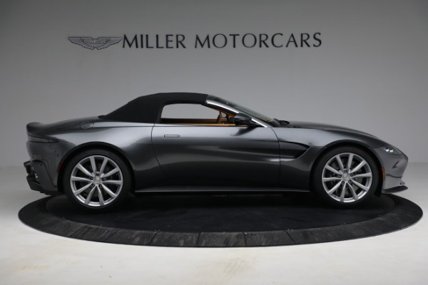 New 2021 Aston Martin Vantage Roadster for sale $174,586 at Bugatti of Greenwich in Greenwich CT 06830 20