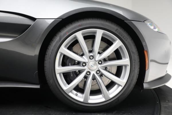 New 2021 Aston Martin Vantage Roadster for sale $174,586 at Bugatti of Greenwich in Greenwich CT 06830 24