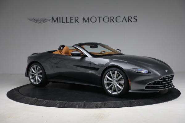 New 2021 Aston Martin Vantage Roadster for sale $174,586 at Bugatti of Greenwich in Greenwich CT 06830 9