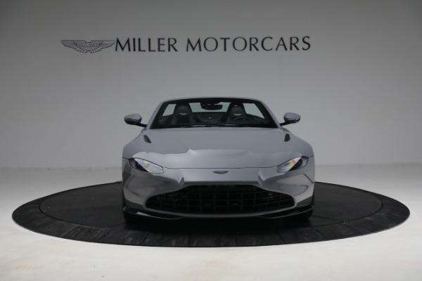 New 2021 Aston Martin Vantage Roadster for sale $180,286 at Bugatti of Greenwich in Greenwich CT 06830 11