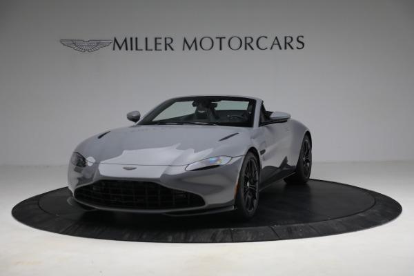 New 2021 Aston Martin Vantage Roadster for sale $180,286 at Bugatti of Greenwich in Greenwich CT 06830 12