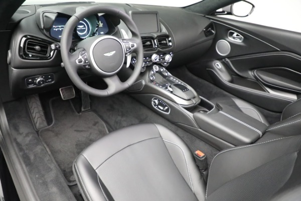 New 2021 Aston Martin Vantage Roadster for sale $180,286 at Bugatti of Greenwich in Greenwich CT 06830 13