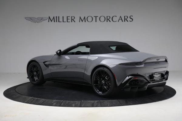 New 2021 Aston Martin Vantage Roadster for sale $180,286 at Bugatti of Greenwich in Greenwich CT 06830 23