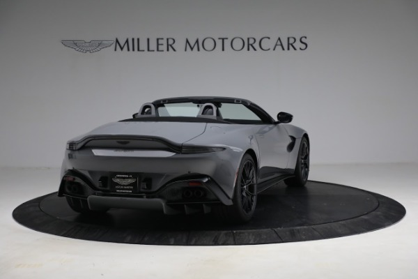 New 2021 Aston Martin Vantage Roadster for sale $180,286 at Bugatti of Greenwich in Greenwich CT 06830 6