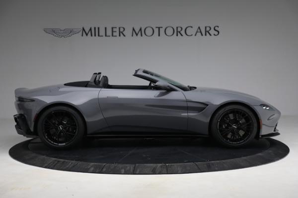 New 2021 Aston Martin Vantage Roadster for sale $180,286 at Bugatti of Greenwich in Greenwich CT 06830 8