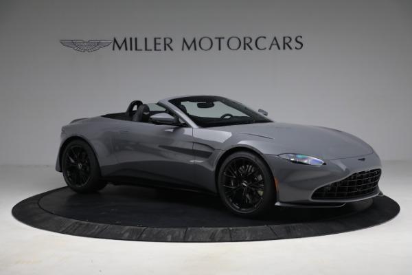 New 2021 Aston Martin Vantage Roadster for sale $180,286 at Bugatti of Greenwich in Greenwich CT 06830 9