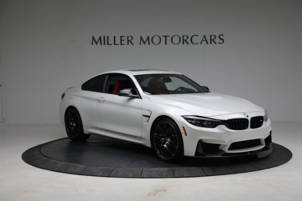 Used 2019 BMW M4 Competition for sale Call for price at Bugatti of Greenwich in Greenwich CT 06830 10