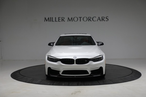 Used 2019 BMW M4 Competition for sale Call for price at Bugatti of Greenwich in Greenwich CT 06830 11