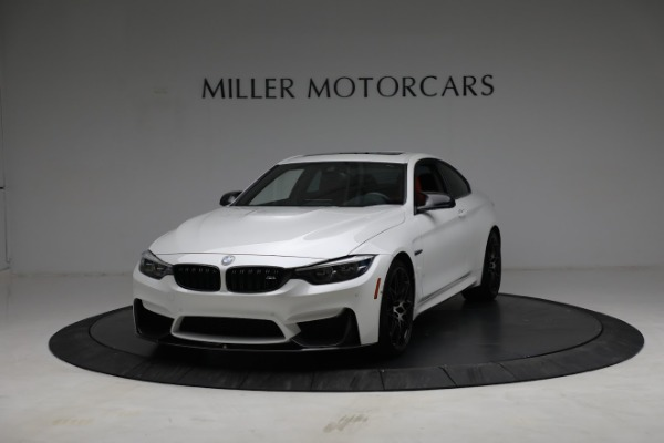 Used 2019 BMW M4 Competition for sale Call for price at Bugatti of Greenwich in Greenwich CT 06830 12