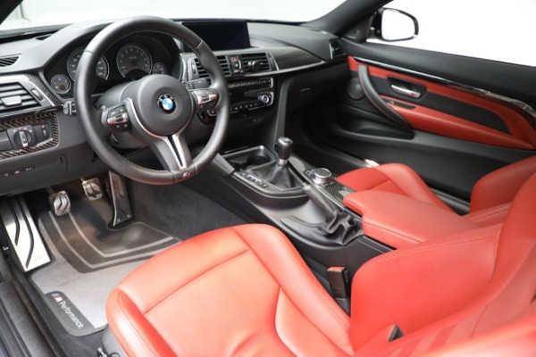 Used 2019 BMW M4 Competition for sale Call for price at Bugatti of Greenwich in Greenwich CT 06830 14