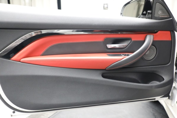 Used 2019 BMW M4 Competition for sale Call for price at Bugatti of Greenwich in Greenwich CT 06830 16