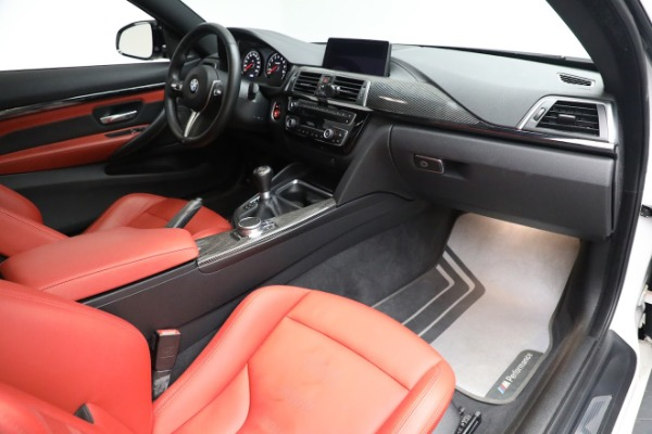 Used 2019 BMW M4 Competition for sale Call for price at Bugatti of Greenwich in Greenwich CT 06830 21