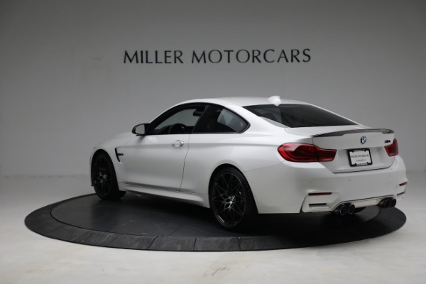 Used 2019 BMW M4 Competition for sale Call for price at Bugatti of Greenwich in Greenwich CT 06830 4