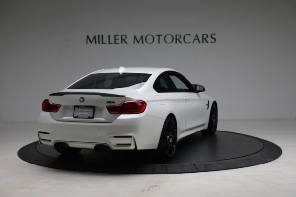 Used 2019 BMW M4 Competition for sale Call for price at Bugatti of Greenwich in Greenwich CT 06830 6