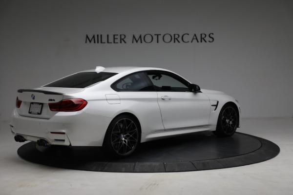 Used 2019 BMW M4 Competition for sale Call for price at Bugatti of Greenwich in Greenwich CT 06830 7