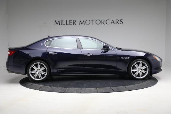 Used 2014 Maserati Quattroporte S Q4 for sale $42,900 at Bugatti of Greenwich in Greenwich CT 06830 11