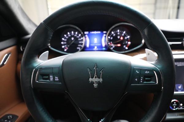 Used 2014 Maserati Quattroporte S Q4 for sale $42,900 at Bugatti of Greenwich in Greenwich CT 06830 15