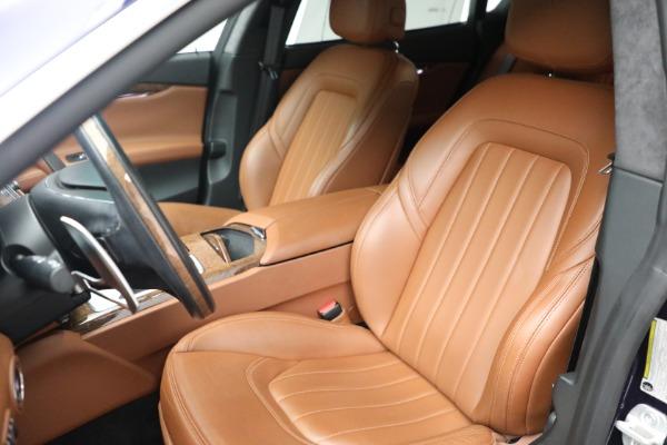 Used 2014 Maserati Quattroporte S Q4 for sale $42,900 at Bugatti of Greenwich in Greenwich CT 06830 16
