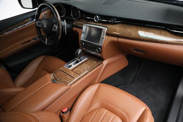 Used 2014 Maserati Quattroporte S Q4 for sale $42,900 at Bugatti of Greenwich in Greenwich CT 06830 17