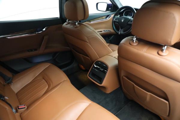 Used 2014 Maserati Quattroporte S Q4 for sale $42,900 at Bugatti of Greenwich in Greenwich CT 06830 19