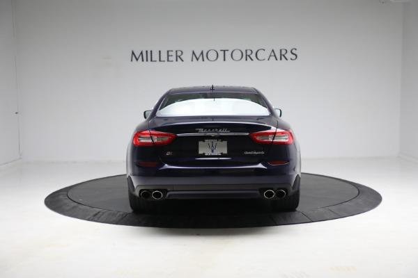 Used 2014 Maserati Quattroporte S Q4 for sale $42,900 at Bugatti of Greenwich in Greenwich CT 06830 8