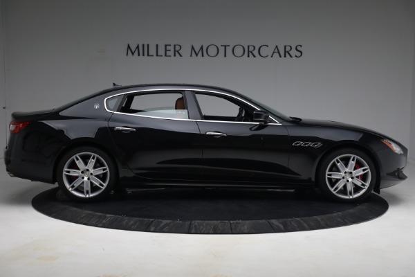 Used 2016 Maserati Quattroporte S Q4 for sale $46,900 at Bugatti of Greenwich in Greenwich CT 06830 11