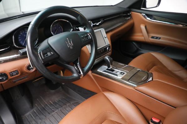 Used 2016 Maserati Quattroporte S Q4 for sale $46,900 at Bugatti of Greenwich in Greenwich CT 06830 13