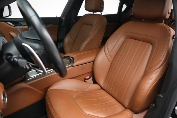 Used 2016 Maserati Quattroporte S Q4 for sale $46,900 at Bugatti of Greenwich in Greenwich CT 06830 15