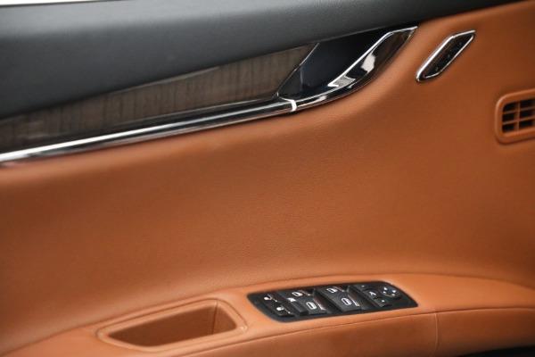 Used 2016 Maserati Quattroporte S Q4 for sale $46,900 at Bugatti of Greenwich in Greenwich CT 06830 21