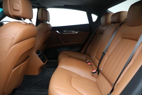 Used 2016 Maserati Quattroporte S Q4 for sale $46,900 at Bugatti of Greenwich in Greenwich CT 06830 23