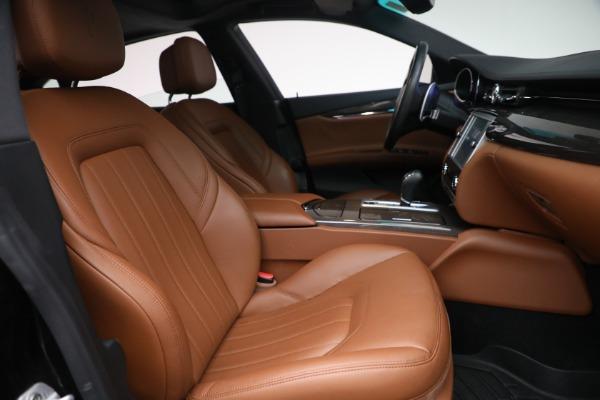 Used 2016 Maserati Quattroporte S Q4 for sale $46,900 at Bugatti of Greenwich in Greenwich CT 06830 27