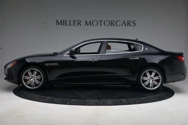 Used 2016 Maserati Quattroporte S Q4 for sale $46,900 at Bugatti of Greenwich in Greenwich CT 06830 3