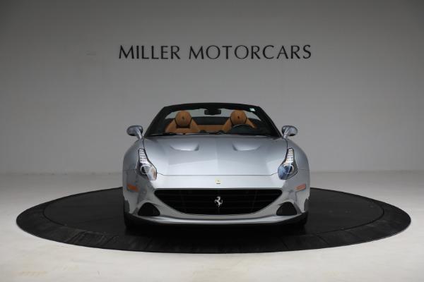 Used 2017 Ferrari California T for sale Sold at Bugatti of Greenwich in Greenwich CT 06830 12