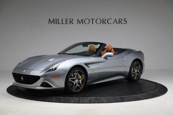 Used 2017 Ferrari California T for sale Sold at Bugatti of Greenwich in Greenwich CT 06830 2