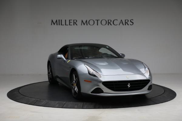 Used 2017 Ferrari California T for sale Sold at Bugatti of Greenwich in Greenwich CT 06830 23