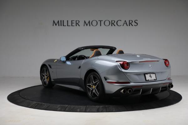 Used 2017 Ferrari California T for sale Sold at Bugatti of Greenwich in Greenwich CT 06830 5