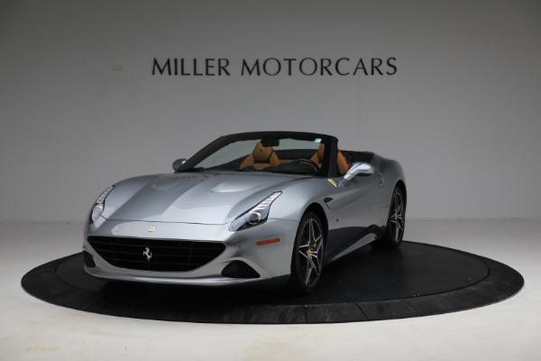 Used 2017 Ferrari California T for sale Sold at Bugatti of Greenwich in Greenwich CT 06830 1