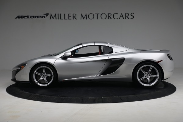 Used 2015 McLaren 650S Spider for sale $179,990 at Bugatti of Greenwich in Greenwich CT 06830 27