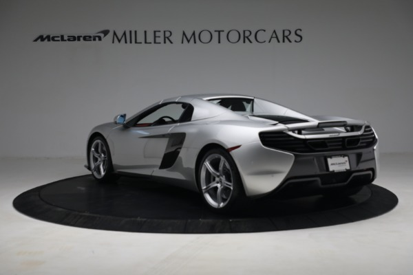 Used 2015 McLaren 650S Spider for sale $179,990 at Bugatti of Greenwich in Greenwich CT 06830 28