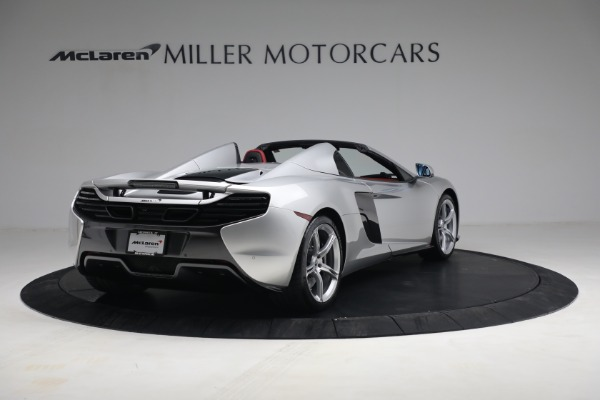 Used 2015 McLaren 650S Spider for sale $179,990 at Bugatti of Greenwich in Greenwich CT 06830 6