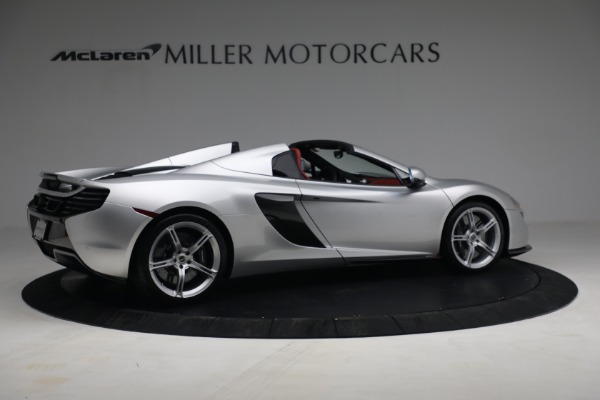 Used 2015 McLaren 650S Spider for sale $179,990 at Bugatti of Greenwich in Greenwich CT 06830 7