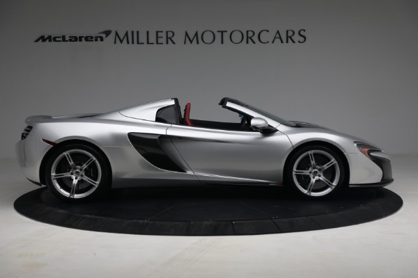 Used 2015 McLaren 650S Spider for sale $179,990 at Bugatti of Greenwich in Greenwich CT 06830 8