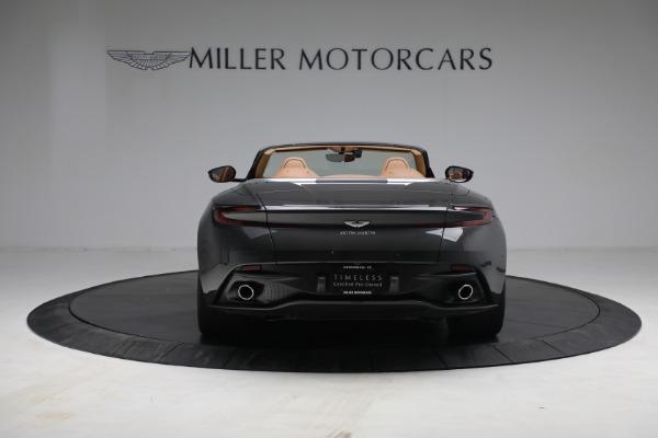 Used 2019 Aston Martin DB11 Volante for sale $212,990 at Bugatti of Greenwich in Greenwich CT 06830 10