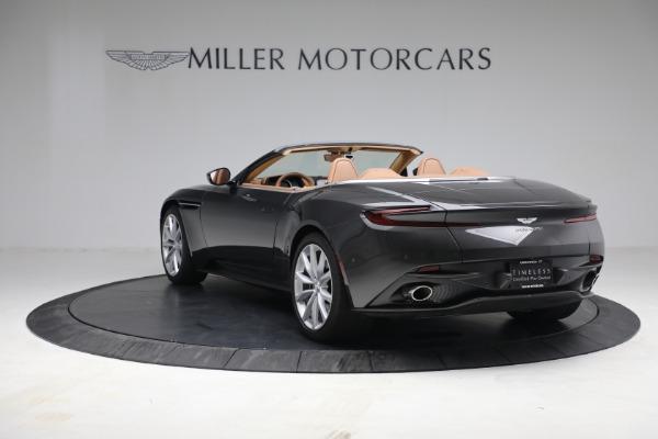 Used 2019 Aston Martin DB11 Volante for sale $212,990 at Bugatti of Greenwich in Greenwich CT 06830 11