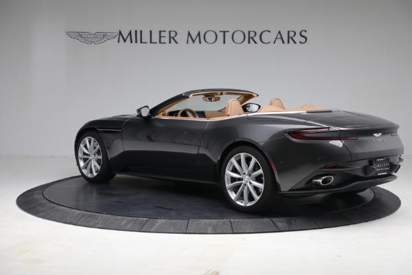 Used 2019 Aston Martin DB11 Volante for sale $212,990 at Bugatti of Greenwich in Greenwich CT 06830 12