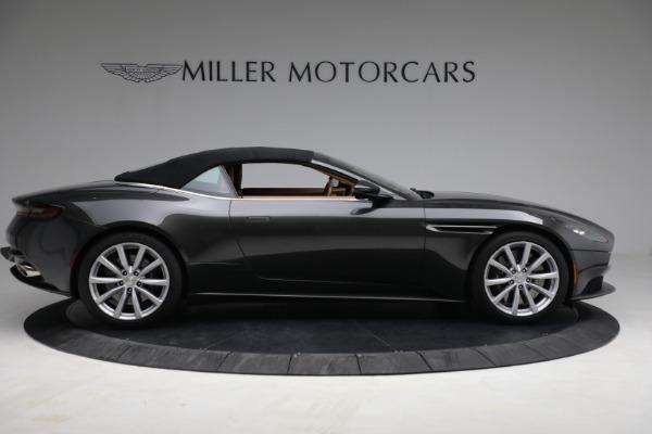 Used 2019 Aston Martin DB11 Volante for sale $212,990 at Bugatti of Greenwich in Greenwich CT 06830 15
