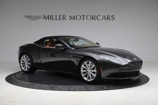 Used 2019 Aston Martin DB11 Volante for sale $212,990 at Bugatti of Greenwich in Greenwich CT 06830 18