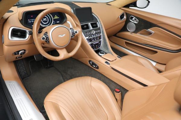 Used 2019 Aston Martin DB11 Volante for sale $212,990 at Bugatti of Greenwich in Greenwich CT 06830 20