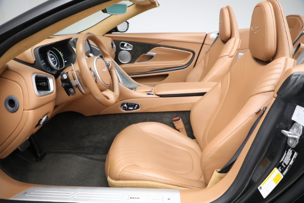 Used 2019 Aston Martin DB11 Volante for sale $212,990 at Bugatti of Greenwich in Greenwich CT 06830 22